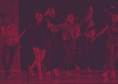 Intermdiate/Advanced Musical Theatre Dance