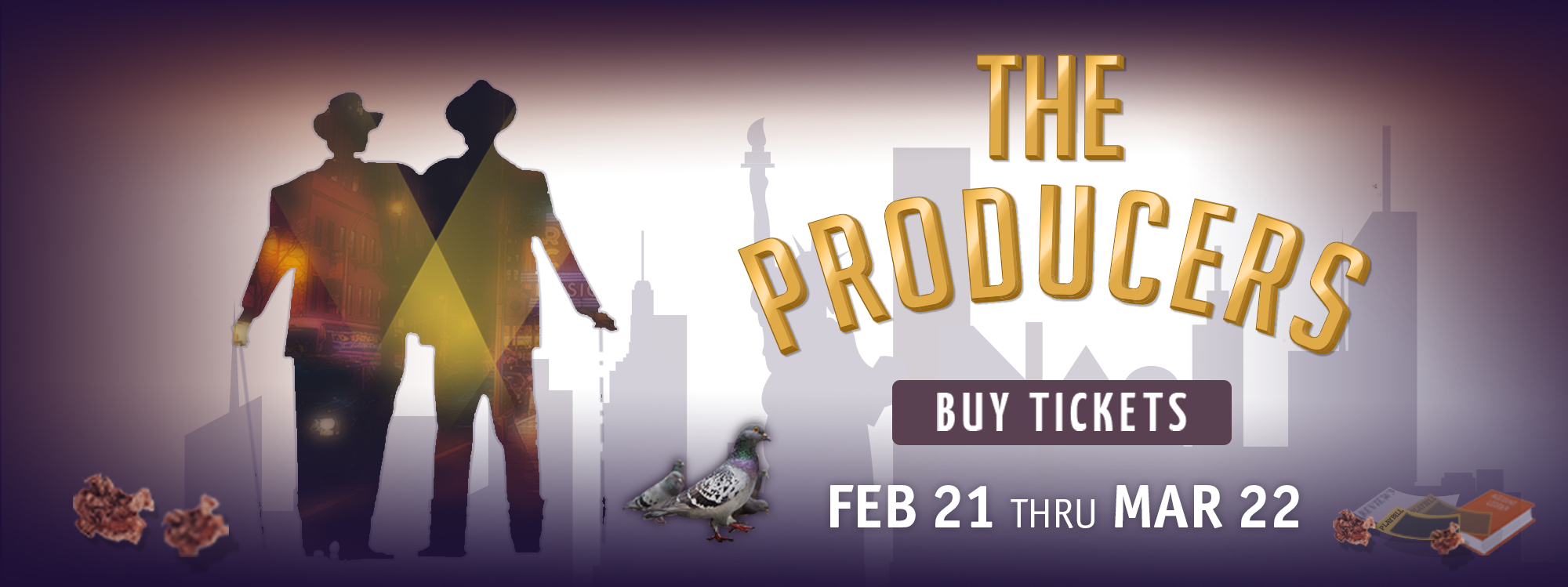 The Producers: A Mel Books Musical