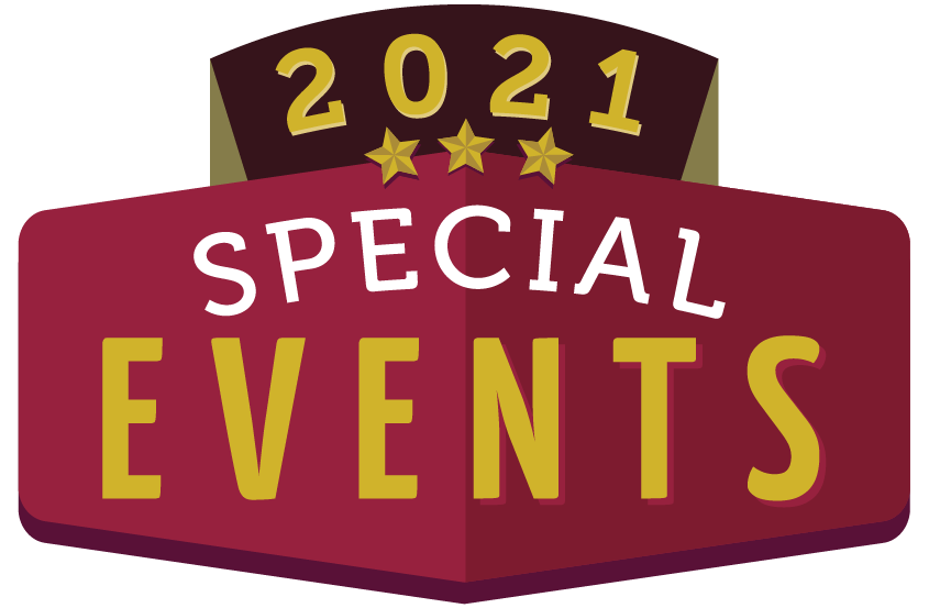 2021 Special Events