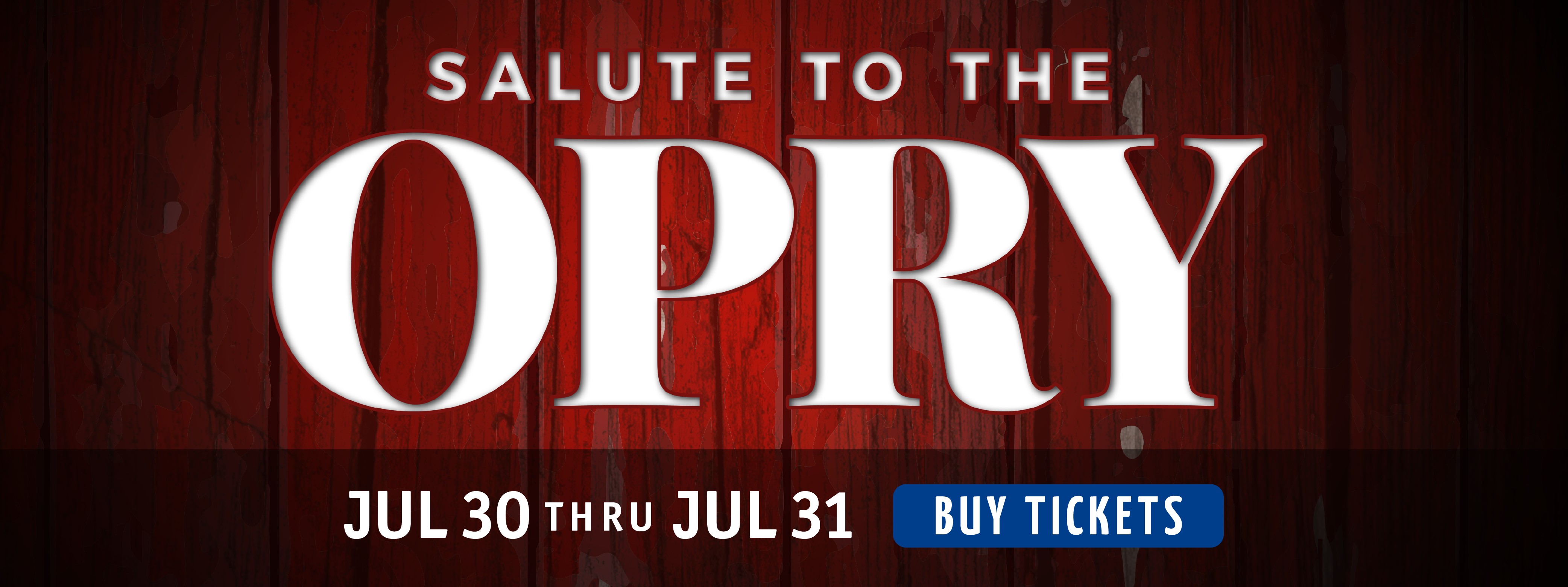 Salute the Opry